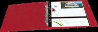 Leucht.album t/miniark/FDC m/5 lommer