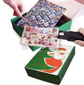 Begyndersæt - 1000 frimærker m.m.