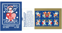 DK Julehæfte 1992
