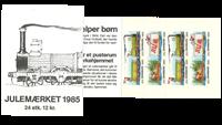DK Julehæfte 1985