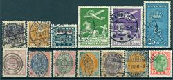 Danmark - Samling - 1852-1991