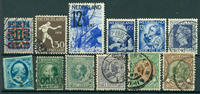 Netherlands - Collection - 1852-1969