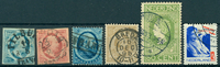 Netherlands - Collection - 1852-1967