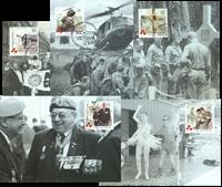Australia - Wietnam war - Maxi Cards