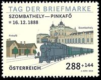 Austria - Stamp day - Mint stamp