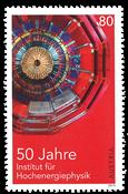 Austria - High energy physics - Mint stamp