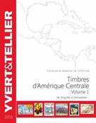 Yvert Keski-Amerikka osa 1 - 2017