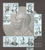 Belgium - Nobel - Mint stamp