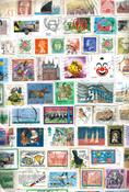 Paesi vari - francobolli da missioni - 500 g