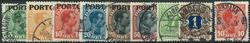 Danmark - Porto - 1921-27
