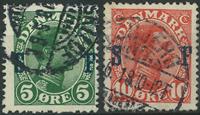 Danmark - 1917