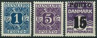 Danmark - Porto - 1921-34