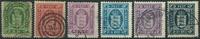 Danmark - Tjeneste - 1871-1920