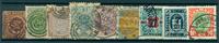 Danmark - 1852-1928