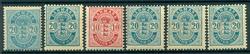 Danmark - 1885-1902