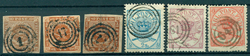 Danmark - 1854-64