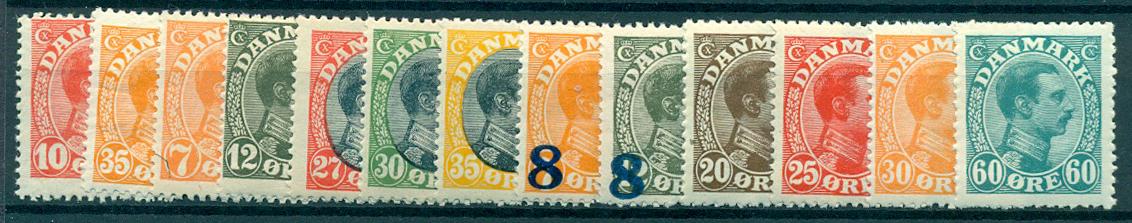 Danmark - 1913-21