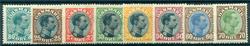 Danmark - 1915-20