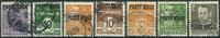 Danmark - Postfærge - 1919-50