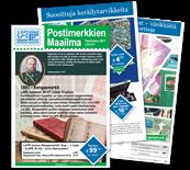 Postimerkkien Maailma - LPG171