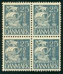 Danmark - AFA 205 - 1933