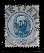 Norway 1878 - AFA 33 - Cancelled