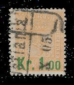 Norway 1905 - AFA 62 - Cancelled