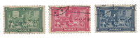 Norway 1914 - AFA 89/91 - Cancelled