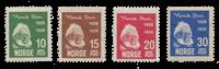 Norway 1928 - AFA 135/38 - Unused