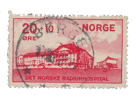 Norge 1931 - AFA 162 - Stemplet