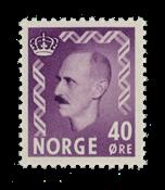 Norge 1955-56 - AFA 412 - Postfrisk