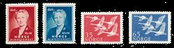 Norge 1956 - AFA 418/21 - Postfrisk