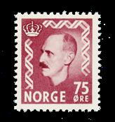 Norge 1957 - AFA 429 - Postfrisk