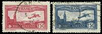 France 1930 - YT A5/A6 - Cancelled