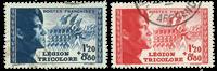 France 1942 - YT 565/66 - Cancelled