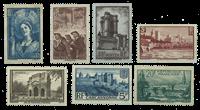 France 1938 - YT 388/394 - Unused