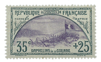 France 1917 - YT 152 - Unused