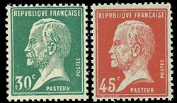 Frankrig 1923 - YT 174-75 - Postfrisk