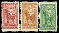Madagascar - YT 190-92