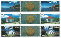 Polynesia - YT PA193A/95A - Mint