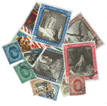 San Marino 8 frimærker