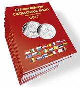 Euro-catalogus 2017 - Munten en bankbiljetten, Franstalig.