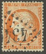 France - YT 38 - Cancelled