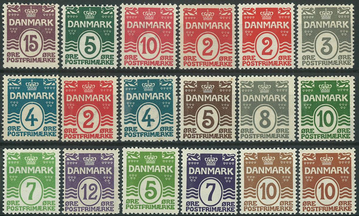 Danmark - 1904-30