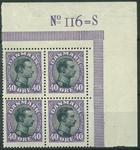 Danmark - 1918