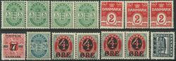 Danmark - 1895-