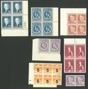 Danmark - 1940-51