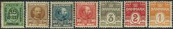 Danmark - 1905-12