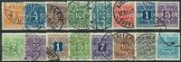 Danmark - Porto - 1921-30
