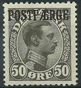 Danmark - Postfærge - 1922